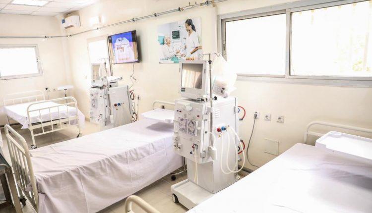 Macky Sall a inauguré l'Hôpital niveau 1 de AGNAM (4)