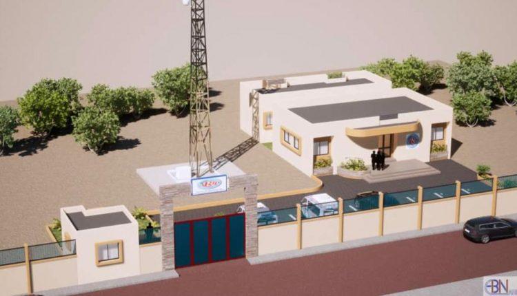 Macky Sall pose la première pierre pour la construction par l'ARTP du Centre Régional de Contrôle des Fréquences
