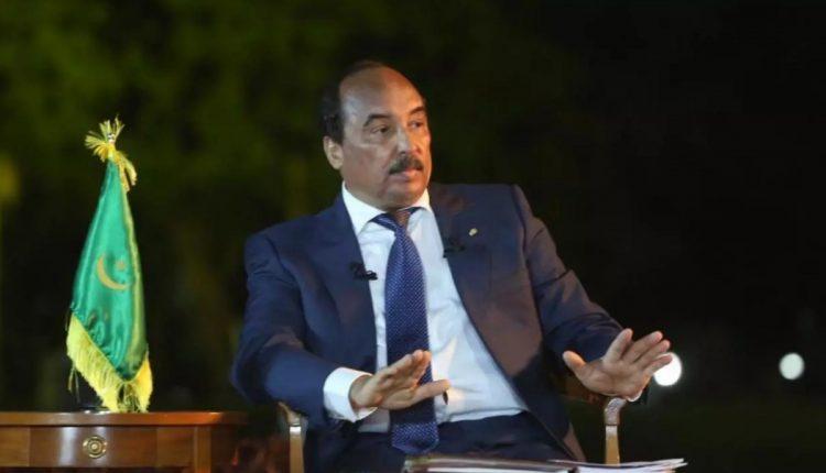 Mohamed Ould Abdel Aziz a été arrêté