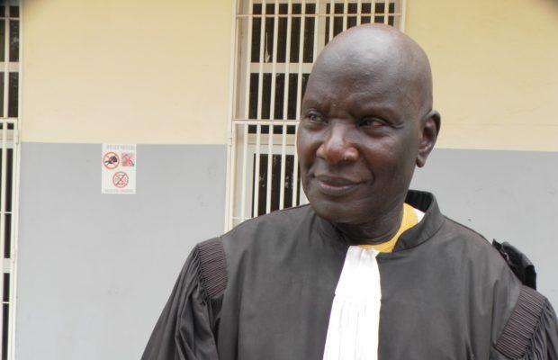 Ordre des avocats annonce la suspension provisoire de Me Abdoulaye Babou