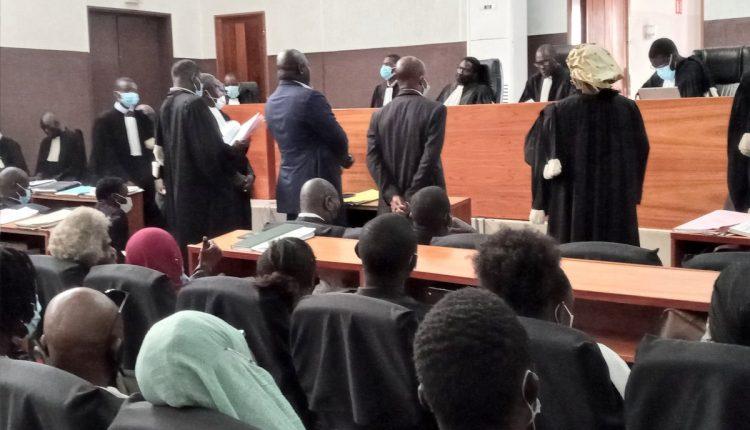 Procès Madiambal Diagne et le Juge Téliko