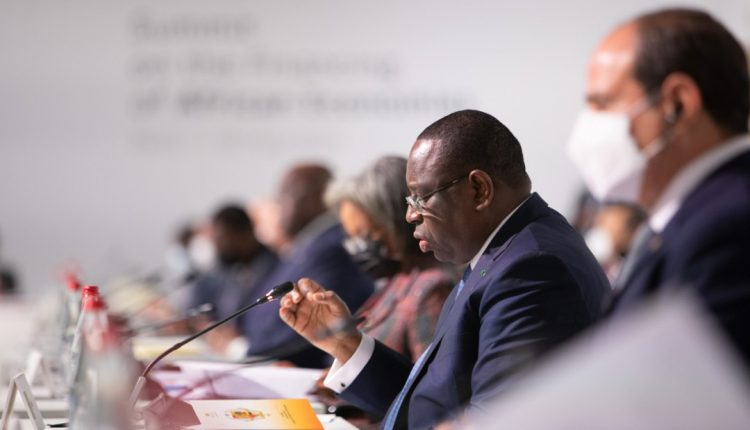 Tribune co-signée avec Emmanuel Macron-Paul Kagame-Cyril Ramaphosa-Macky Sall