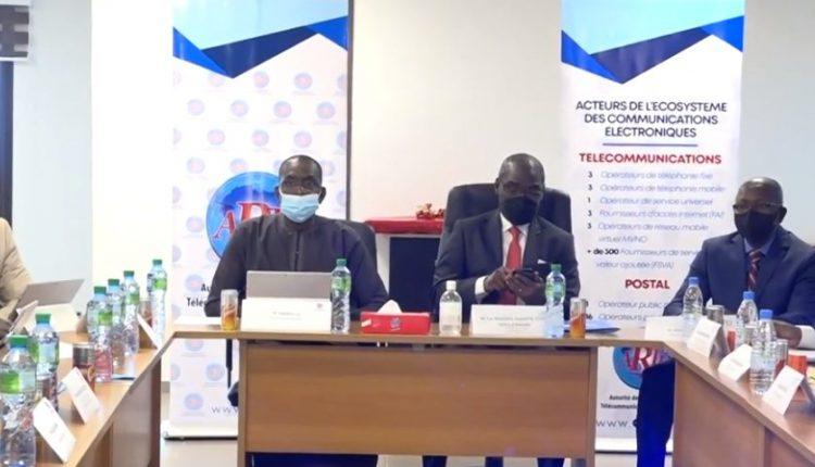 Visite du président du Conseil de l'Autorité de Régulation des Télécommunications de la Côte d'Ivoire à l'Artp