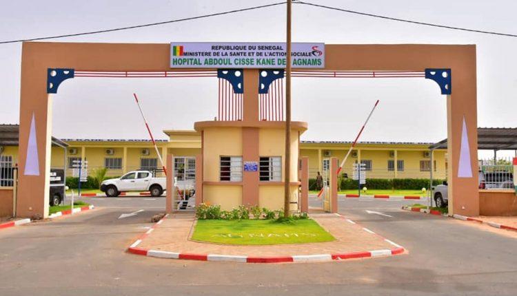 hôpital des Agnams