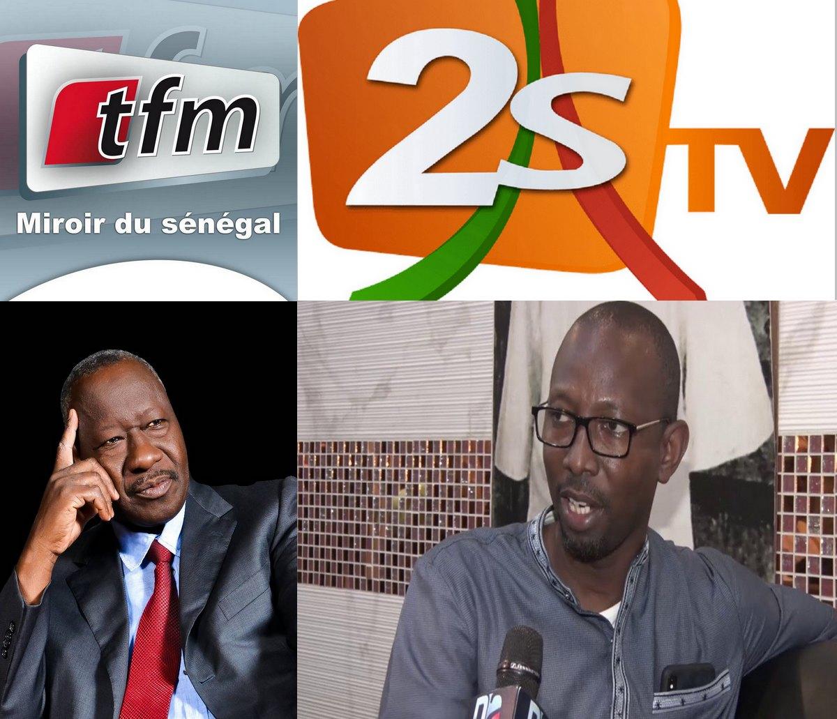 Groupe Futurs Médias, TFM, Piratage de fréquences de la 2STV sur satellites