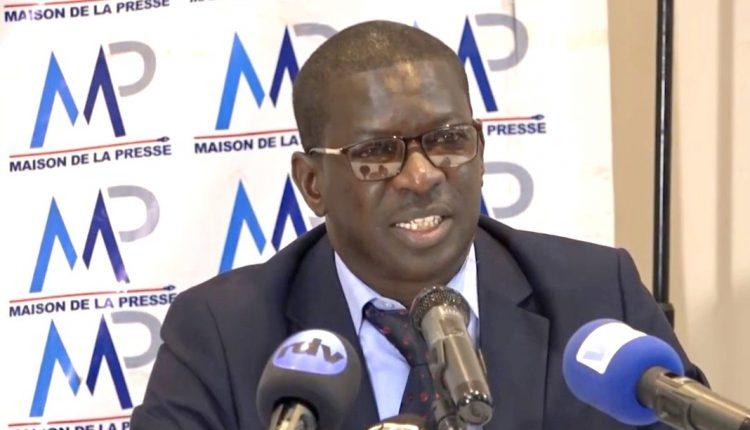 Ousseynou Dieng, Administrateur du Fonds d'Appui et de Développement de la Presse