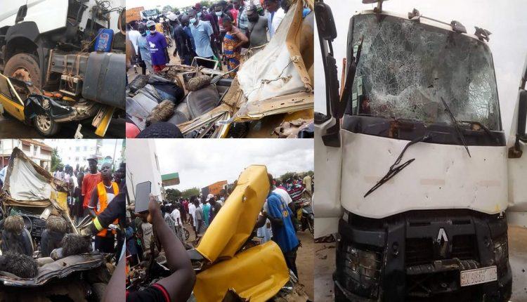 Camions maliens au Sénégal - Les dernières actualités à propos de l'accident survenu à Kaolack