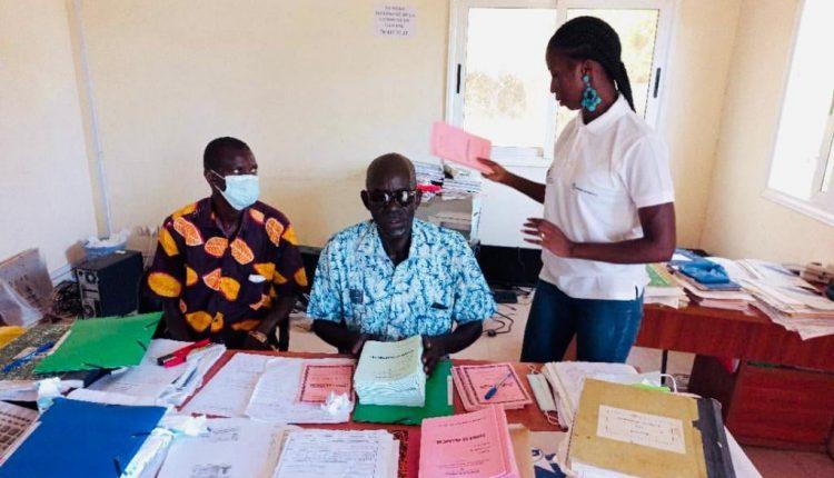 Direction de l'Etat civil - Des cahiers de village distribués dans les régions de Fatick, Kaolack, Diourbel et Saint-Louis