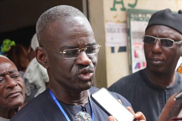 Doudou Ndir - président de la CENA Sénégal, élections au Sénégal