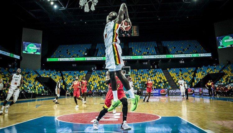Equipe Sénégal de Basket