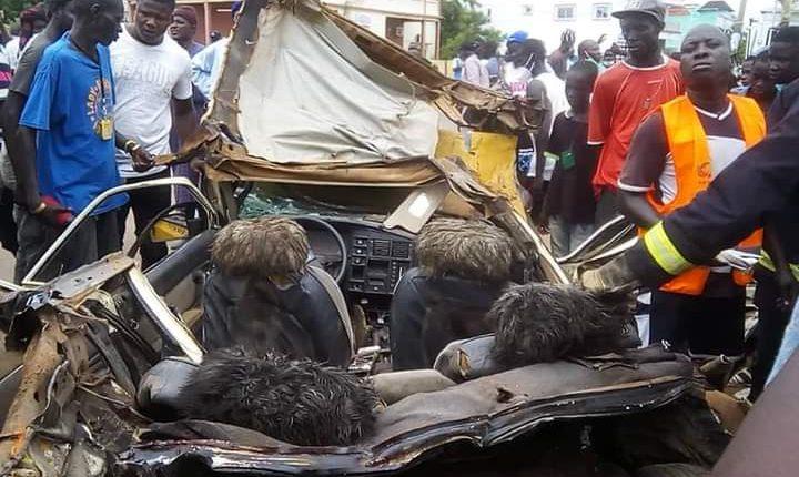 Accident à Kaolack impliquant un camion malien - La réaction du gouvernement du Mali et celle du Ministre Sénégalais Mansour Faye