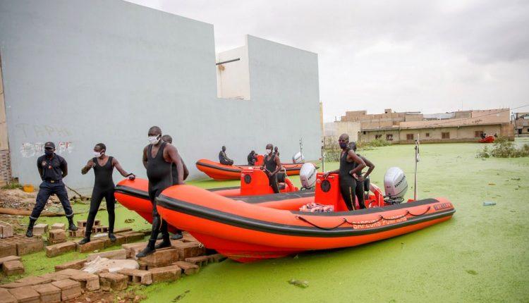 Inondations au Sénégal - Plus de 1000 milliards aurait été dépensés
