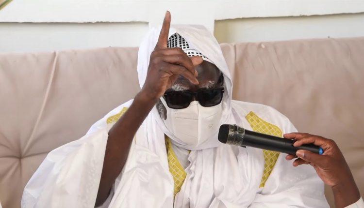 Khalife général des mourides - Serigne Mountakha Mbacké