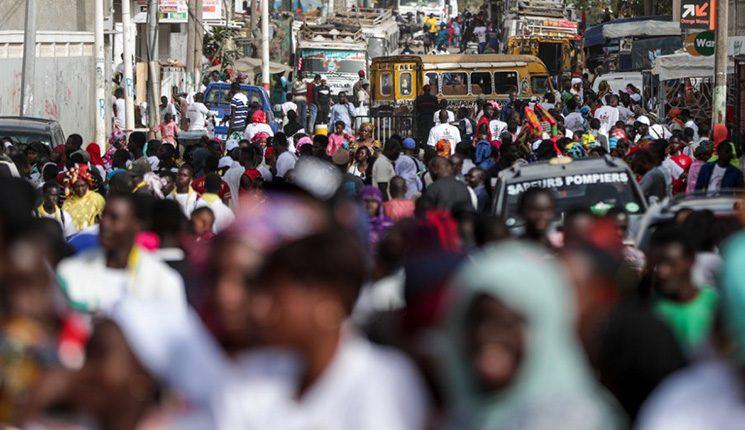 La Population Sénégalaise en 2020