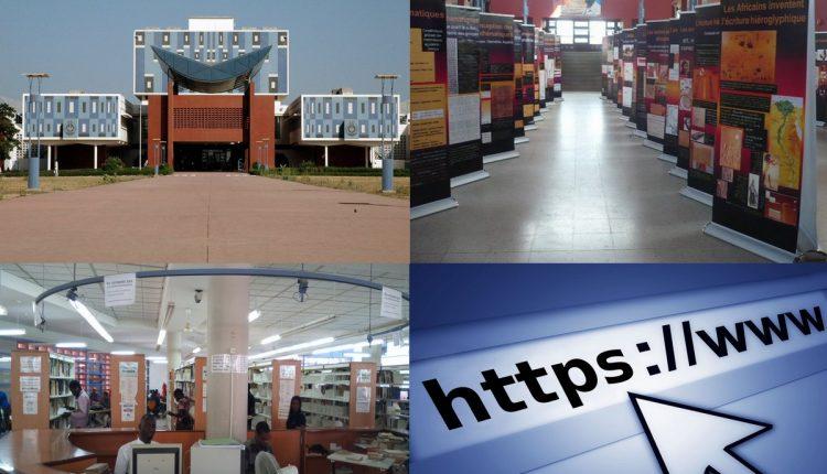 La bibliothèque numérique de l'UCAD est disponible