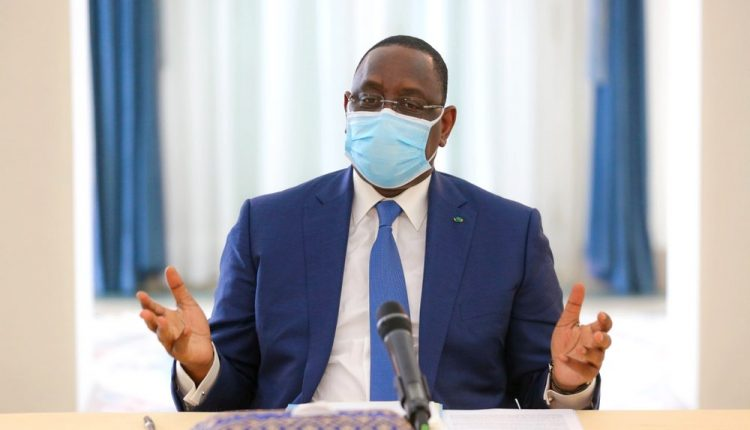 Macky Sall aux Sénégalais