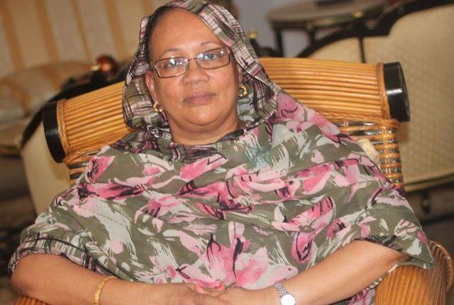 Message épouse de Habré, Mme Fatimé Raymonde