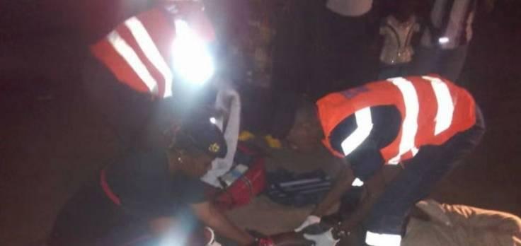 Suicide devant la maison de Youssou Ndour