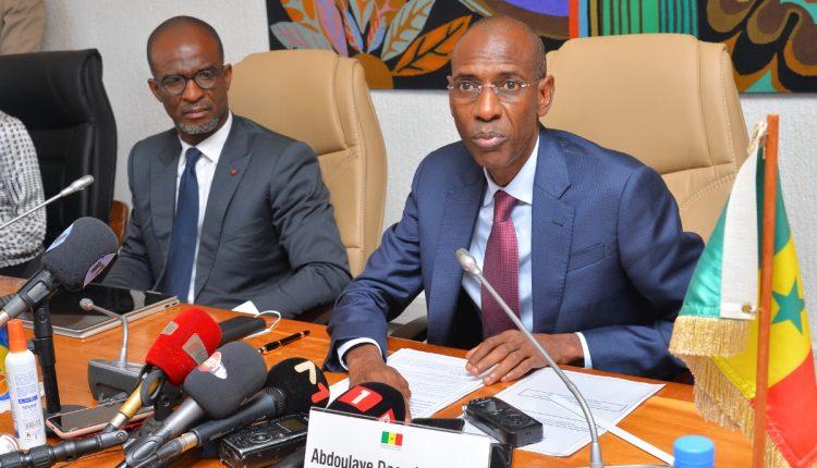 Abdoulaye Daouda Diallo - ministre des Finances et du Budget