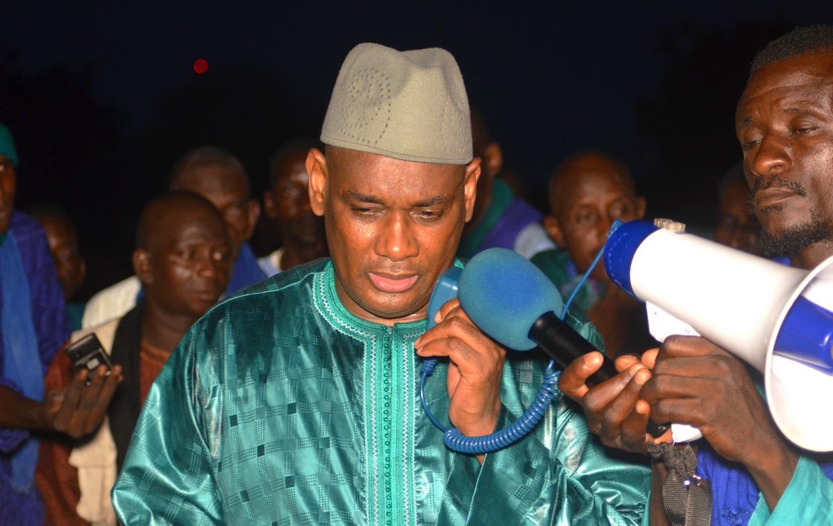 Amadou DAWA Diallo, responsable Politique à Ranerou