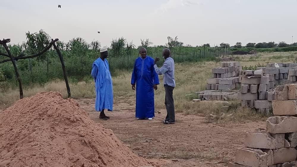 Amadou Dawa Diallo et Thierno Samassa