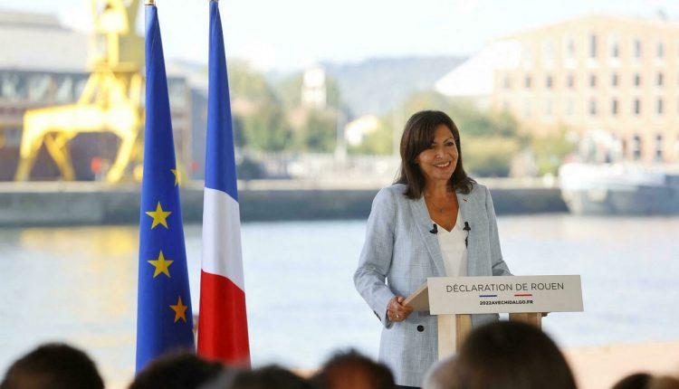 Anne Hidalgo officialise sa candidature - Présidentielle 2022 en France