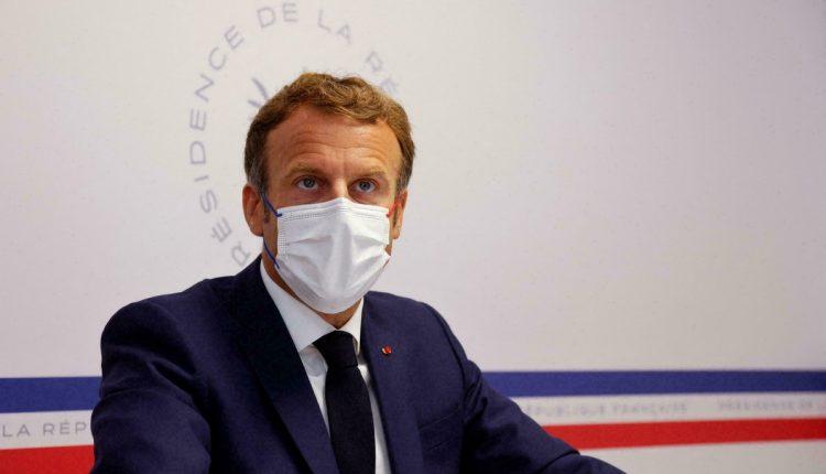 France Ambassadeur Etats unis Macron