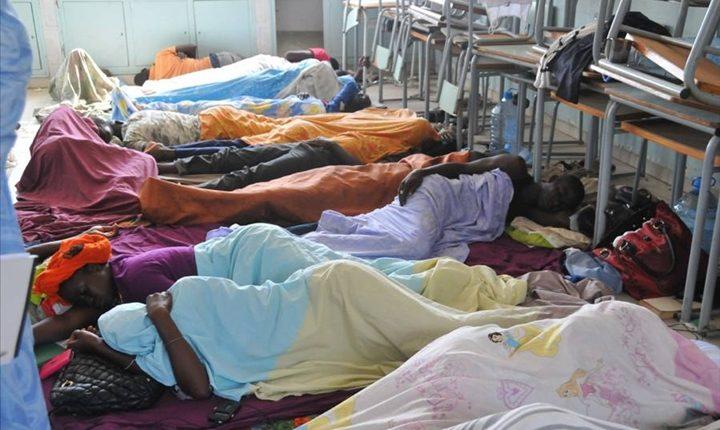 Grève de la faim d'enseignants qui se disent victimes de recrutements clientélistes