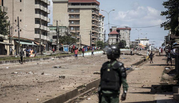 Guinée - Des tirs nourris palais présidentiel