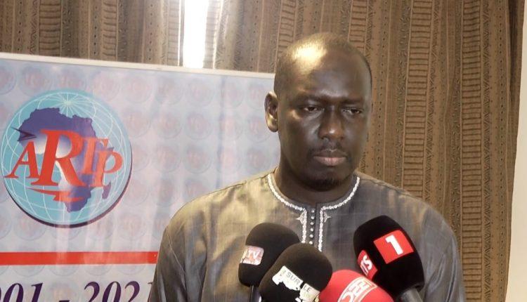 Kalidou Gaye, conseiller juridique à l'ARTP