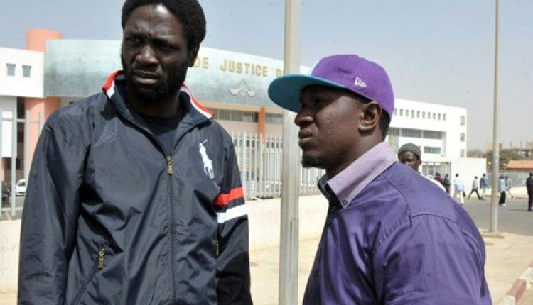Kilifeu et Simon Kouka du mouvement citoyen Y'en a marre en prison