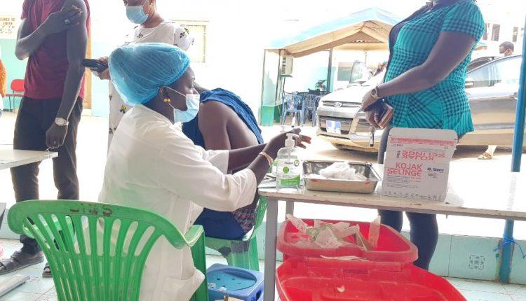 La vaccination au Sénégal, étudiants et enseignants seront vaccinés
