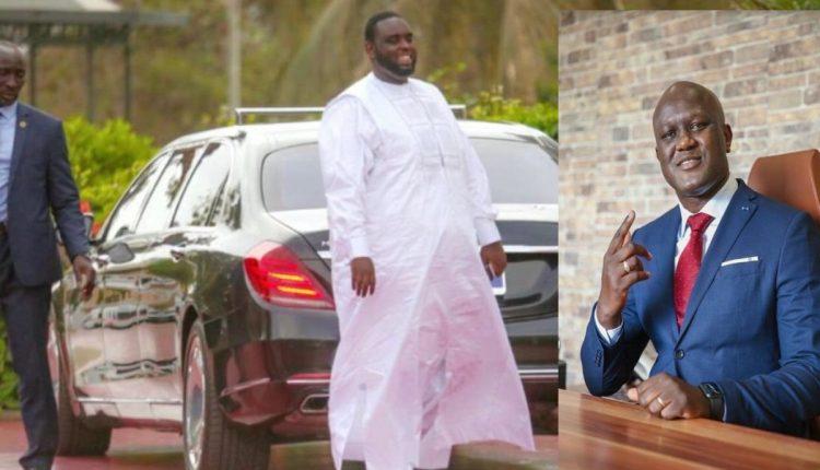 Le torchon brûle entre le fils du président Macky Sall, Amadou Sall et son ex-collaborateur Pdg de Expert Auto