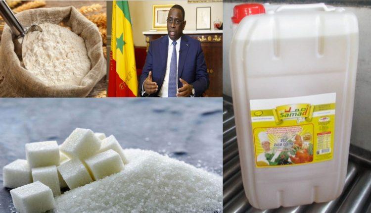 Maky Sall pour la stabilisation des prix des produits de grande consommation comme le sucre, l'huile, la farine
