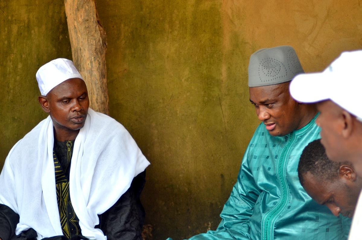 Mobilisation, Amadou Dawa Diallo à Ranérou, Moulins à Mil, Ventilos mosquée (12)