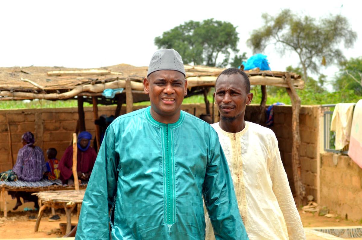 Mobilisation, Amadou Dawa Diallo à Ranérou, Moulins à Mil, Ventilos mosquée (2)