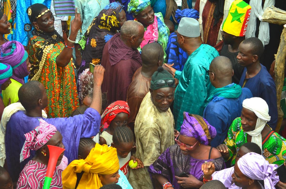 Mobilisation, Amadou Dawa Diallo à Ranérou, Moulins à Mil, Ventilos mosquée (8)