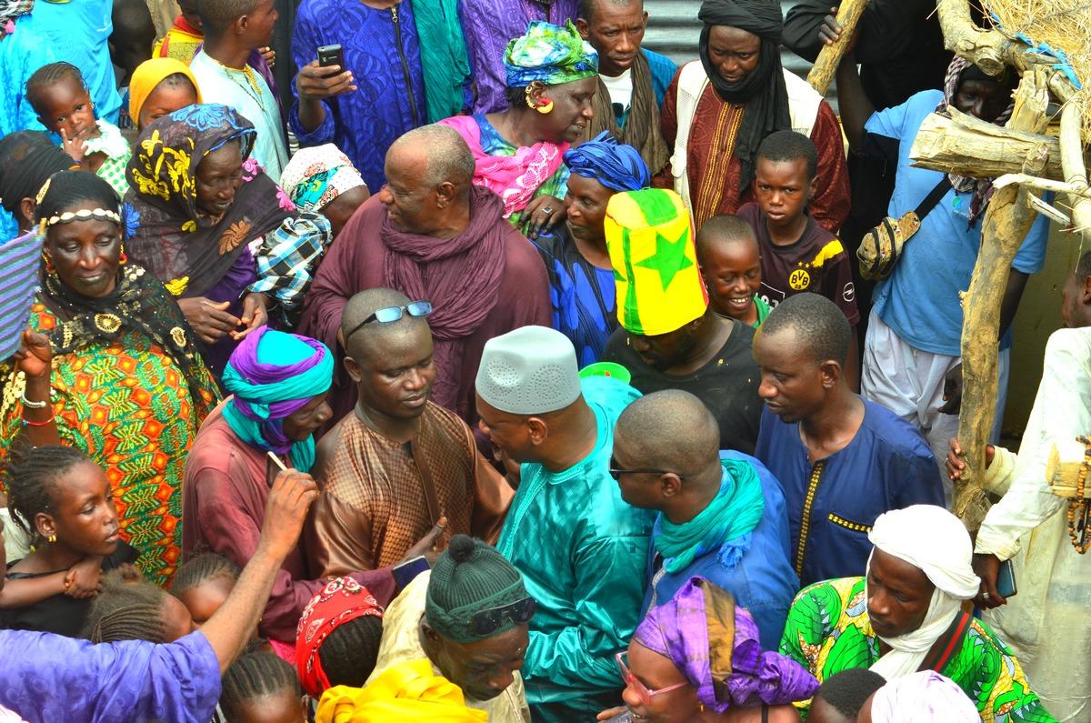 Mobilisation, Amadou Dawa Diallo à Ranérou, Moulins à Mil, Ventilos mosquée (9)