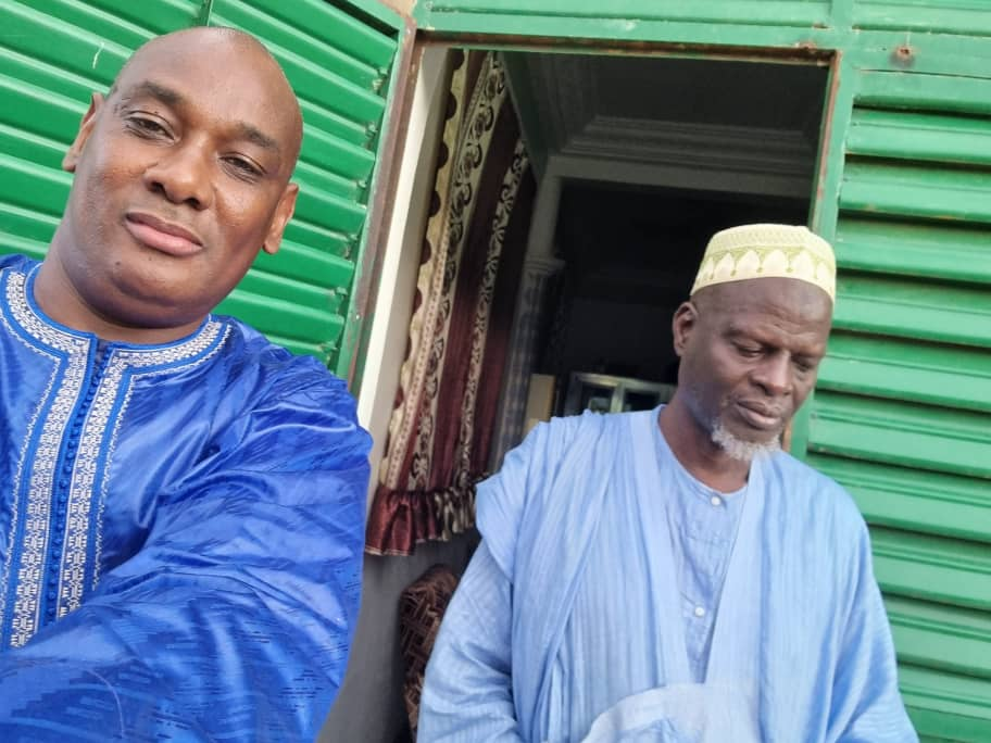Thierno Samassa de Matam et Amadou Dawa Diallo