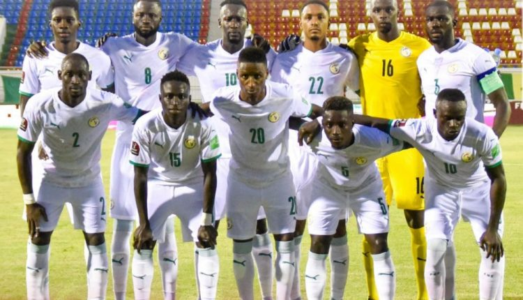 Équipe du Sénégal
