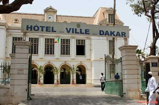La Mairie de Dakar