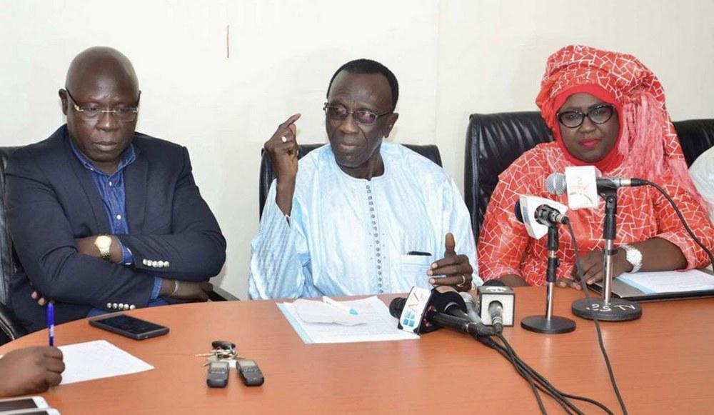 La coalition Macky 2012